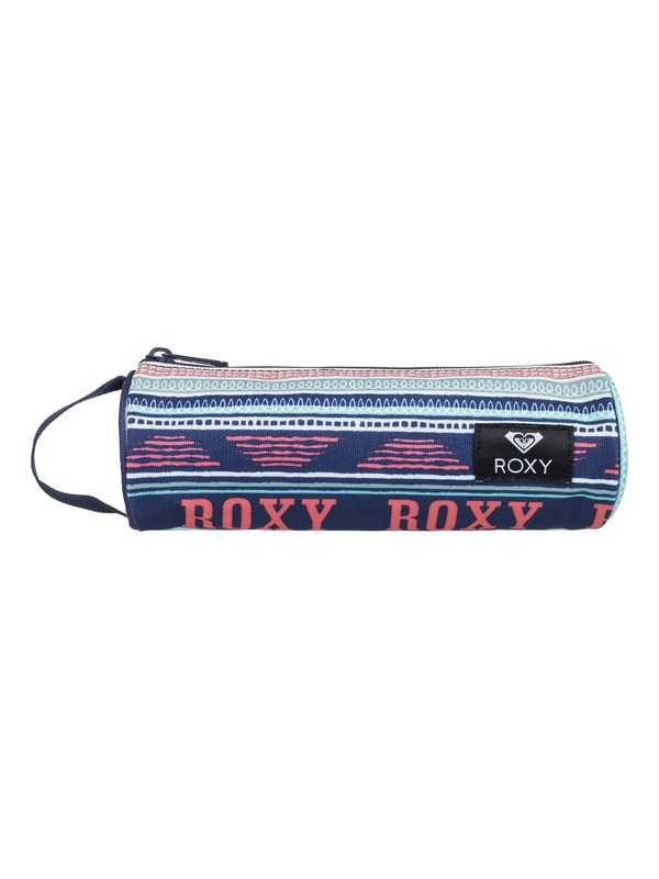 0 Off The Wall Pencil Case White ERJAA03466 Roxy