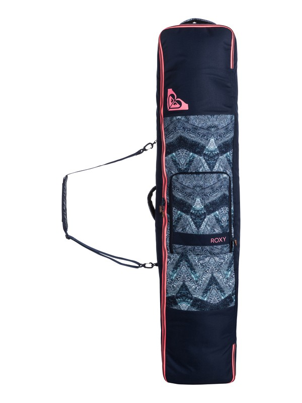 0 Vermont Wheeled Snowboard Bag  ERJBA03023 Roxy