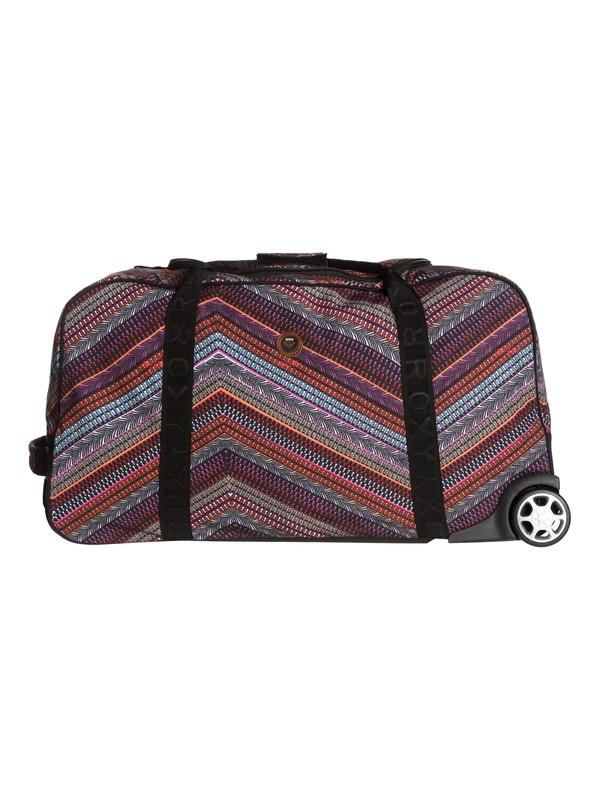 0 Jungle Leaves Wheelie Bag  ERJBL03005 Roxy