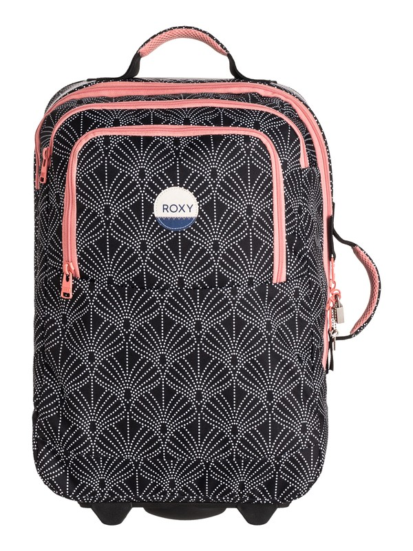 0 Wheelie Rolling Suitcase  ERJBL03072 Roxy