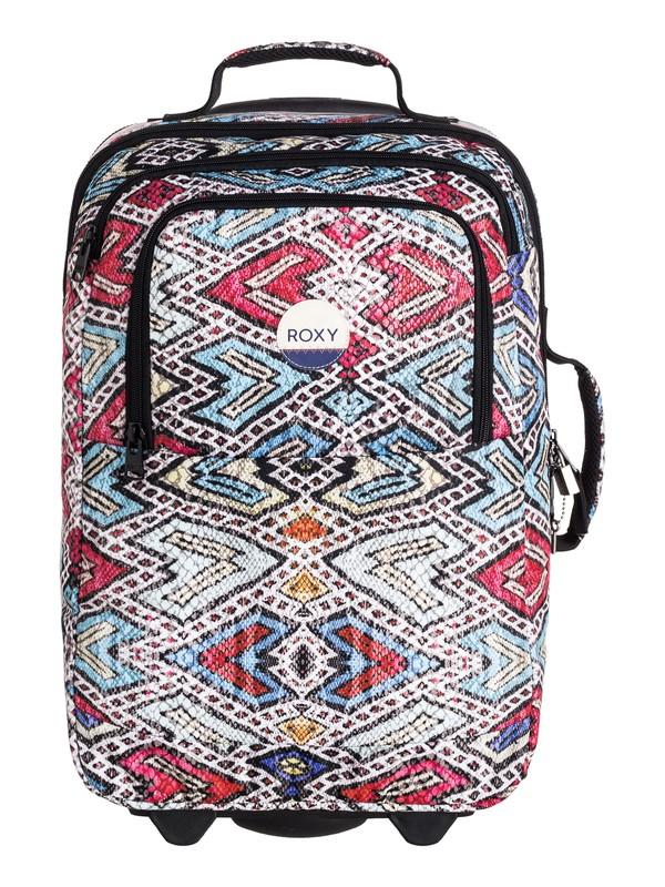0 Wheelie Wheeled Cabin Suitcase  ERJBL03078 Roxy
