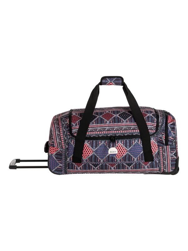 0 Distance Accross Large Wheeled Duffle Bag  ERJBL03105 Roxy