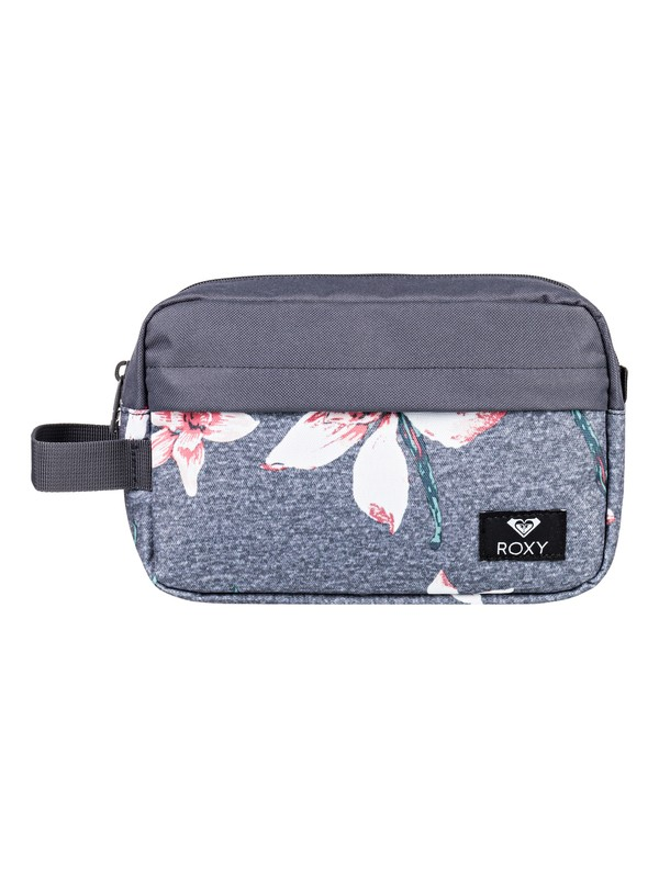 0 Beautifully - Trousse de toilette Noir ERJBL03121 Roxy
