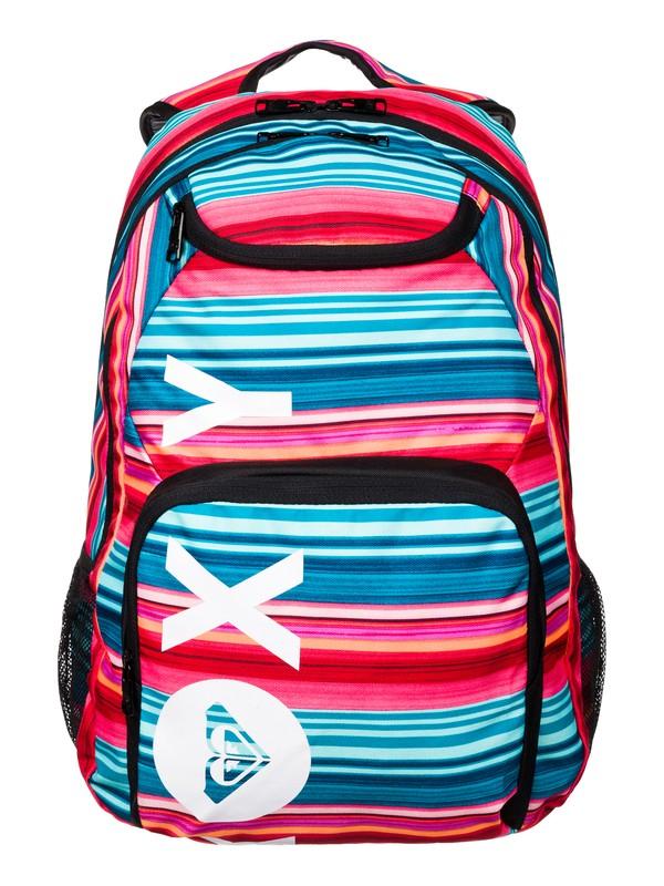 0 Shadow Swell Backpack  ERJBP03004 Roxy