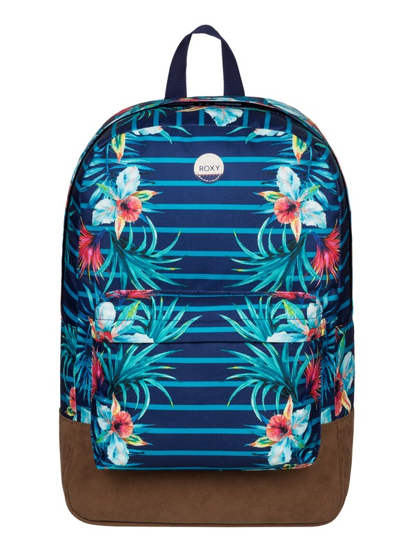 0 World Is New Backpack  ERJBP03332 Roxy