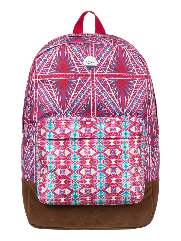0 World Is New 18L Medium Backpack  ERJBP03458 Roxy