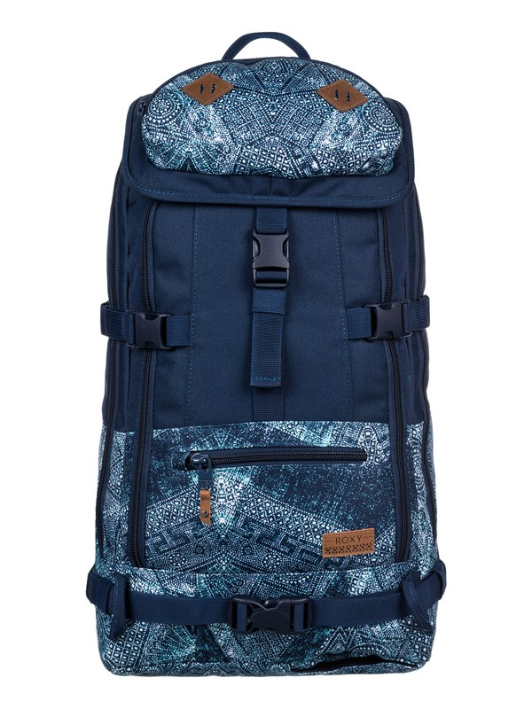 0 Tribute Medium Snow Backpack  ERJBP03483 Roxy