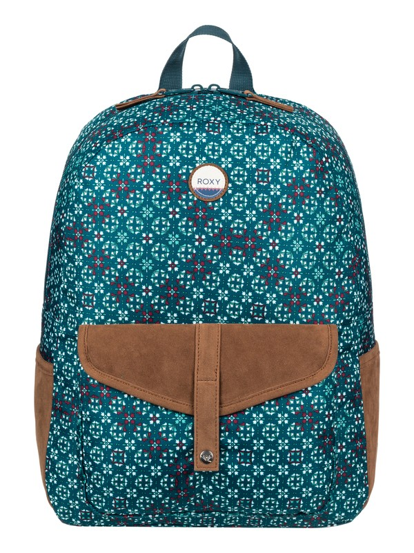 0 Carribean 18L Medium Backpack  ERJBP03537 Roxy
