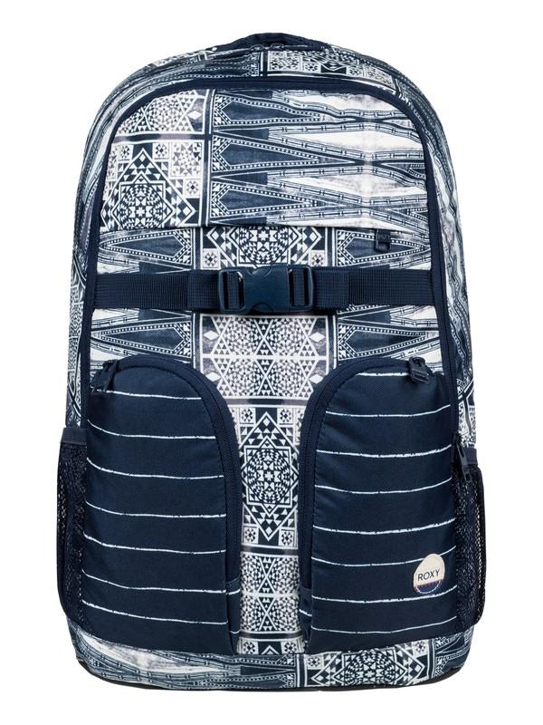 0 Take It Slow 22L Medium Backpack  ERJBP03545 Roxy