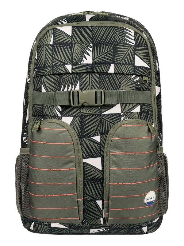 0 Take It Slow 22L Medium Backpack  ERJBP03545 Roxy