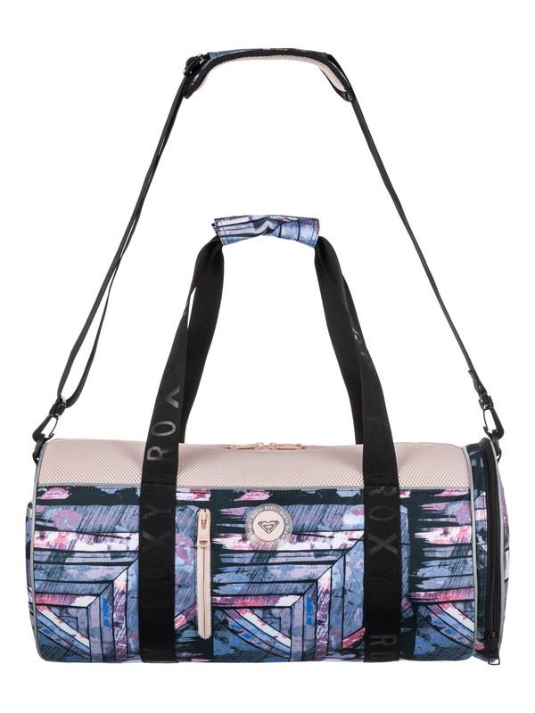 0 El Ribon - Large Sports Duffle Bag Black ERJBP03556 Roxy