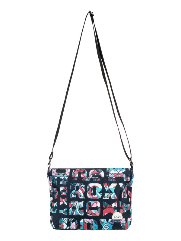 0 Sunday Smile - Small Handbag Black ERJBP03559 Roxy