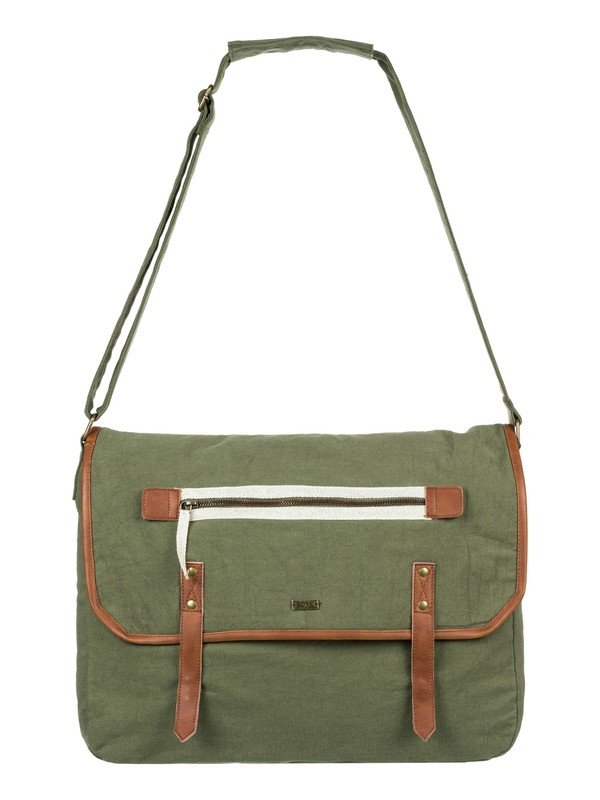 0 Sky Fall - Tote Bag Green ERJBP03572 Roxy