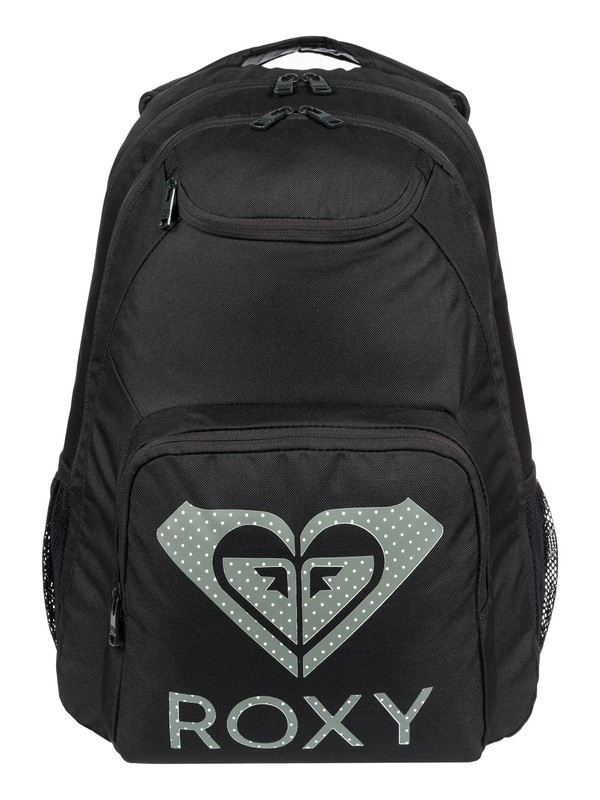 0 Shadow Swell Logo 24L Medium Backpack  ERJBP03588 Roxy