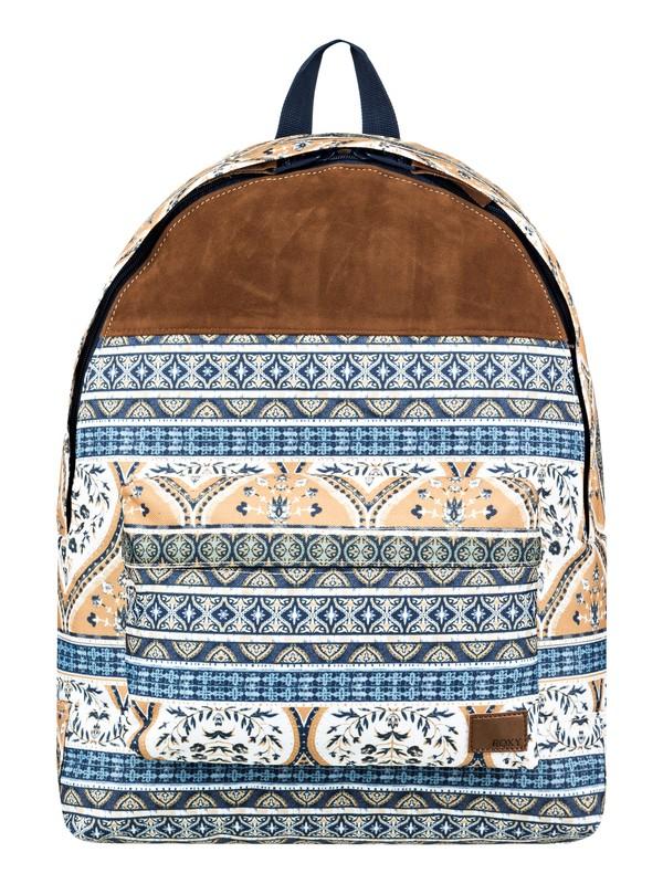 0 Sugar Baby Soul Small Backpack  ERJBP03638 Roxy