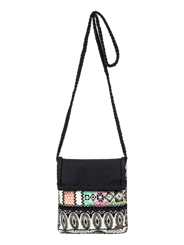 0 The Only Thing  Cross Body Bag Black ERJBP03658 Roxy