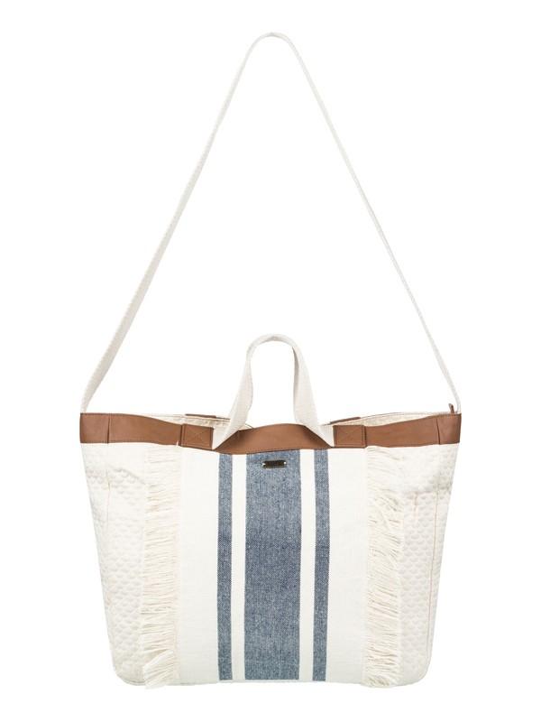 0 Bahamas Lov Large Handbag White ERJBP03668 Roxy