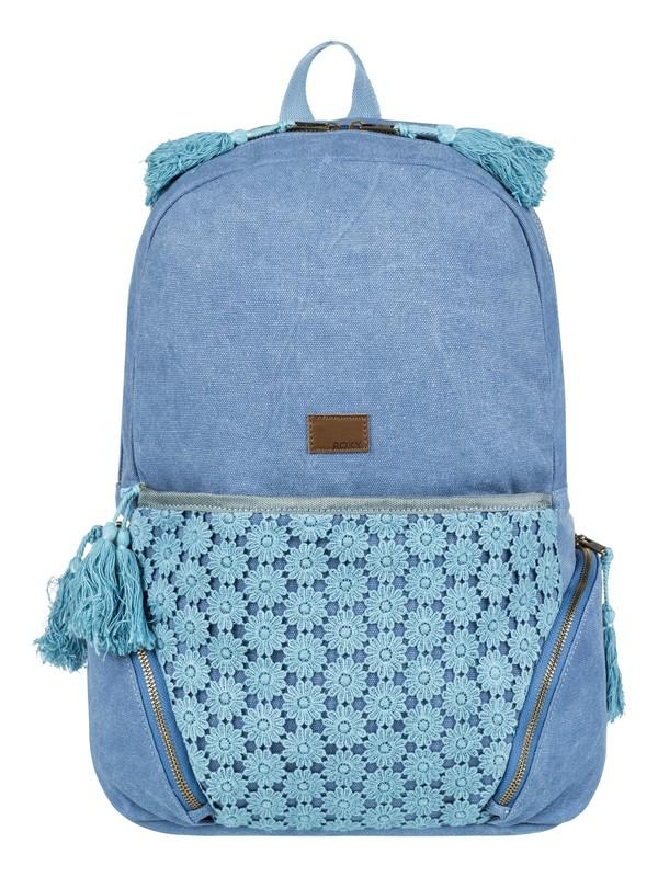 0 Bombora 19 L Medium Backpack Blue ERJBP03686 Roxy