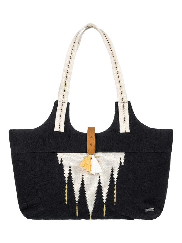 0 Phoenix Legend Tote Bag Black ERJBP03708 Roxy
