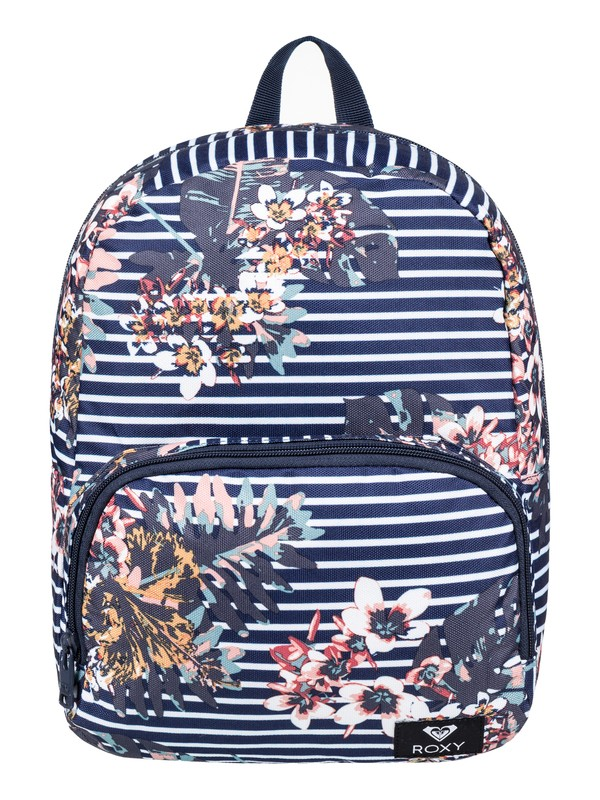 0 Always Core 8 L Extra Small Backpack Blue ERJBP03727 Roxy