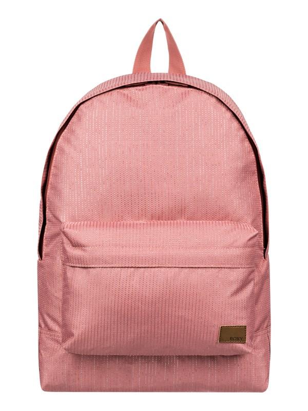 0 Sugar Baby 16L - Small Backpack Pink ERJBP03730 Roxy