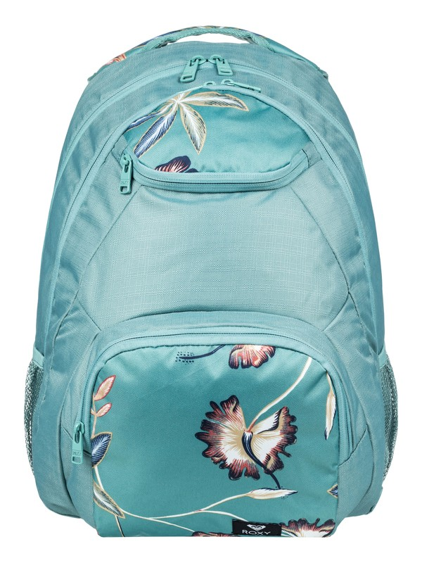 0 Shadow Swell 24 L Medium Backpack Blue ERJBP03737 Roxy