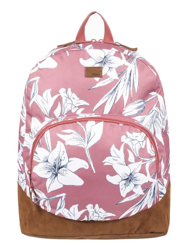 0 Fairness 18 L Medium Backpack Pink ERJBP03741 Roxy