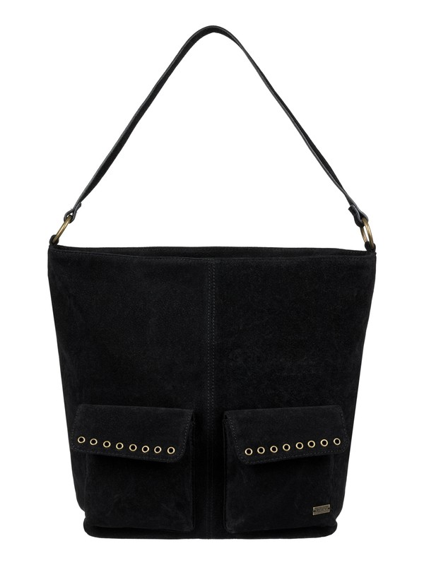 0 Break Things Crossbody Bag Black ERJBP03757 Roxy