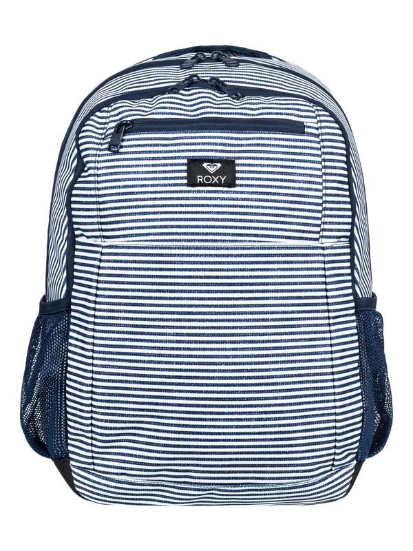 0 Here You Are 23.5L Medium Backpack Blue ERJBP03790 Roxy