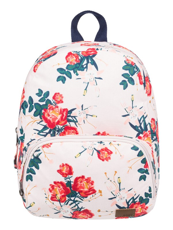 0 Always Core Canvas 8L Extra-Small Backpack Pink ERJBP03830 Roxy