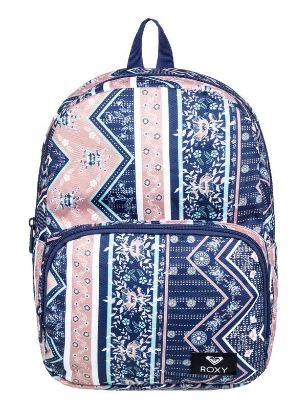 0 Always Core 8L Extra-Small Backpack Blue ERJBP03835 Roxy