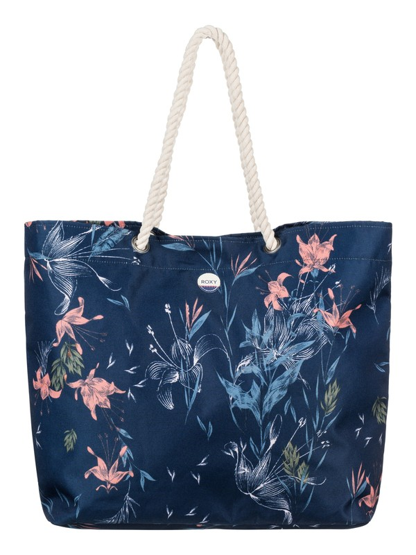 0 Tropical Vibe Beach Bag  ERJBT03073 Roxy