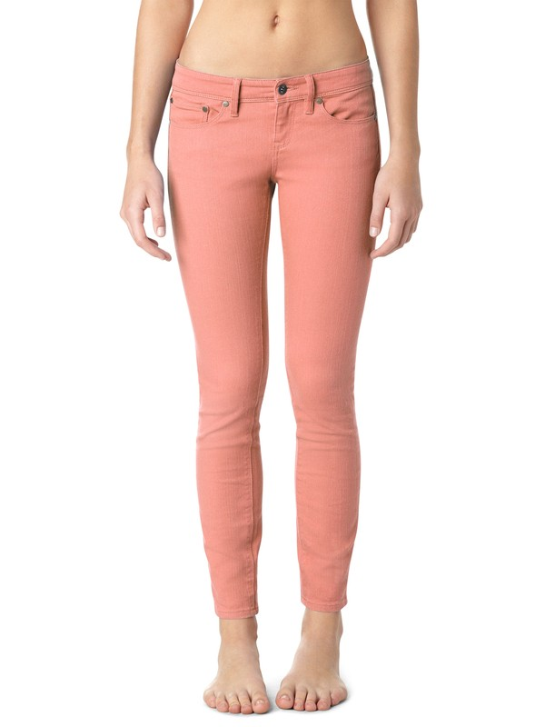 0 Suntrippers Color Jeans  ERJDP00023 Roxy