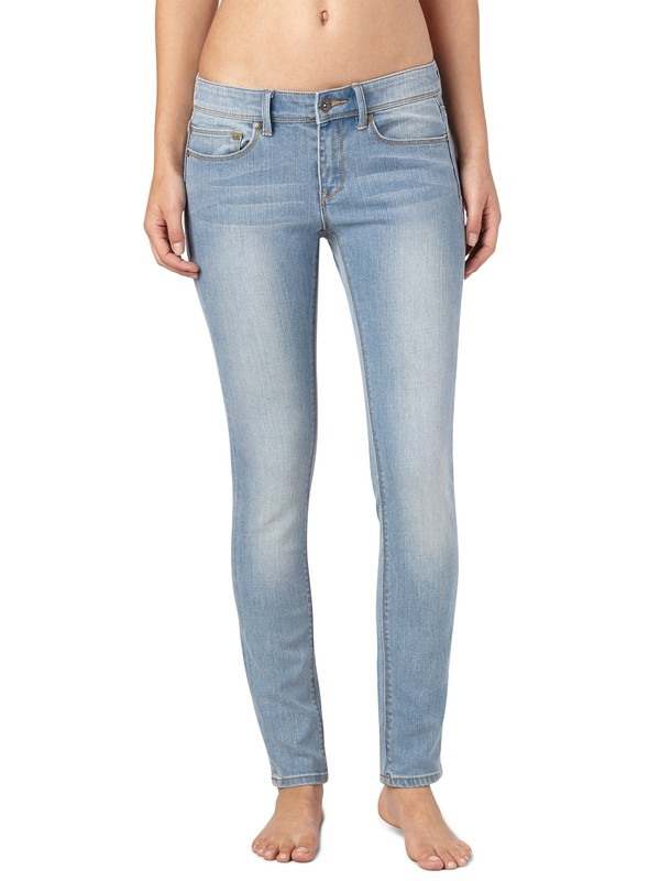 0 Suntrippers Light Blue Jeans  ERJDP00027 Roxy