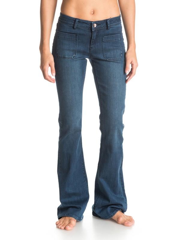 0 Farrah Classic Jeans  ERJDP03046 Roxy