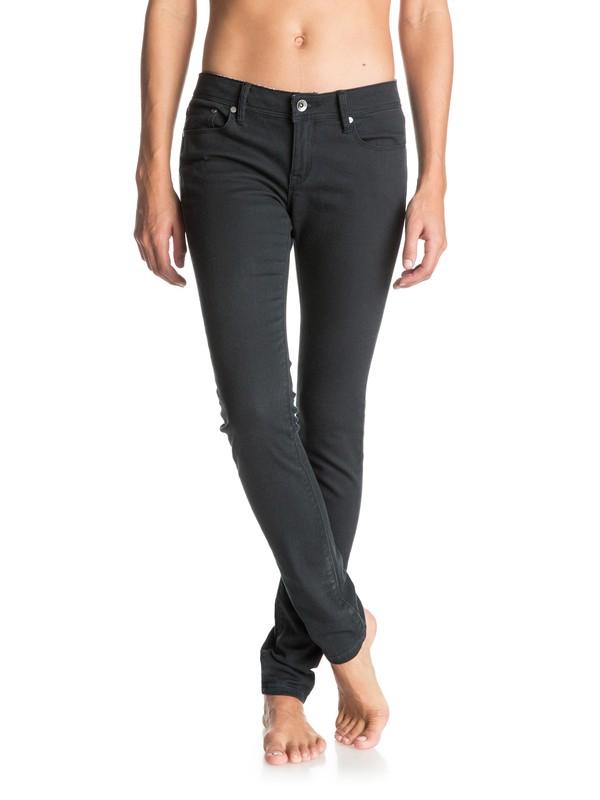0 Suntrippers Color Skinny Jeans  ERJDP03107 Roxy
