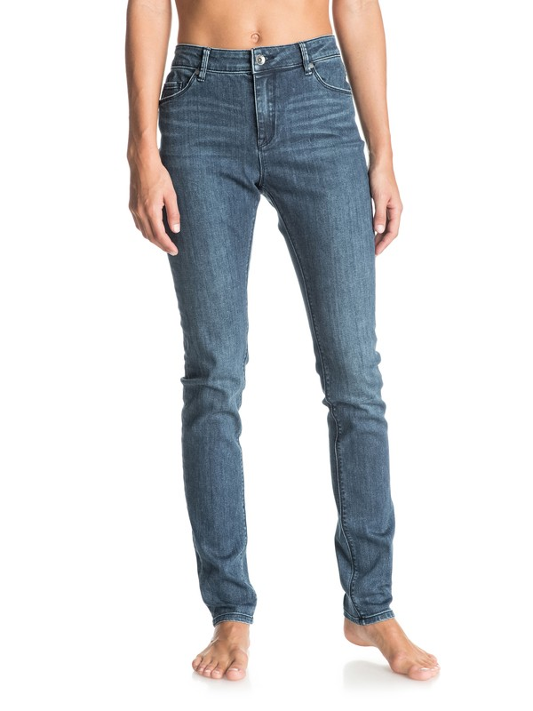 0 Time To Talk Skinny Jeans  ERJDP03110 Roxy
