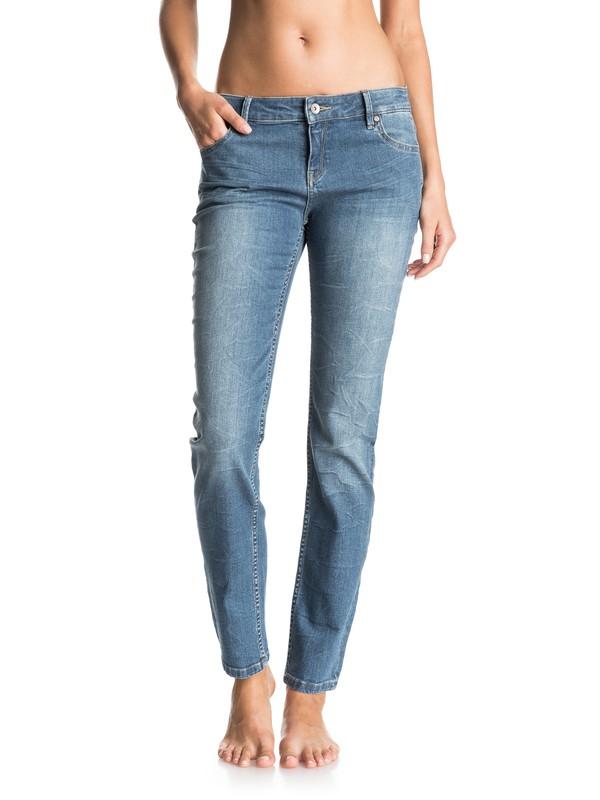 0 You Breathing - Straight Fit Jeans  ERJDP03113 Roxy
