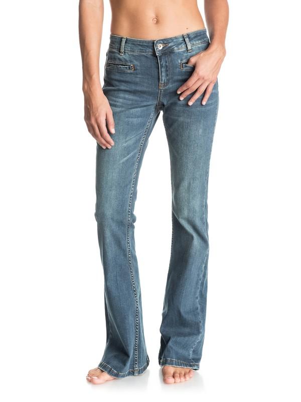 0 Jane Forever Flared Jeans  ERJDP03123 Roxy