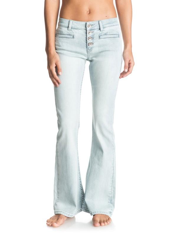 0 Lou Flare Flared Jeans  ERJDP03130 Roxy