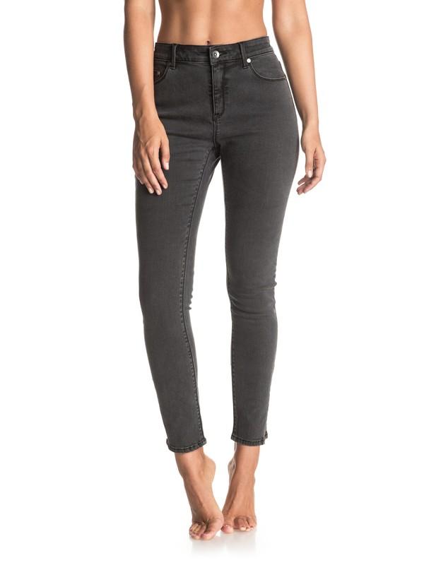 0 Night Spirit Skinny High Waisted Jeans  ERJDP03149 Roxy