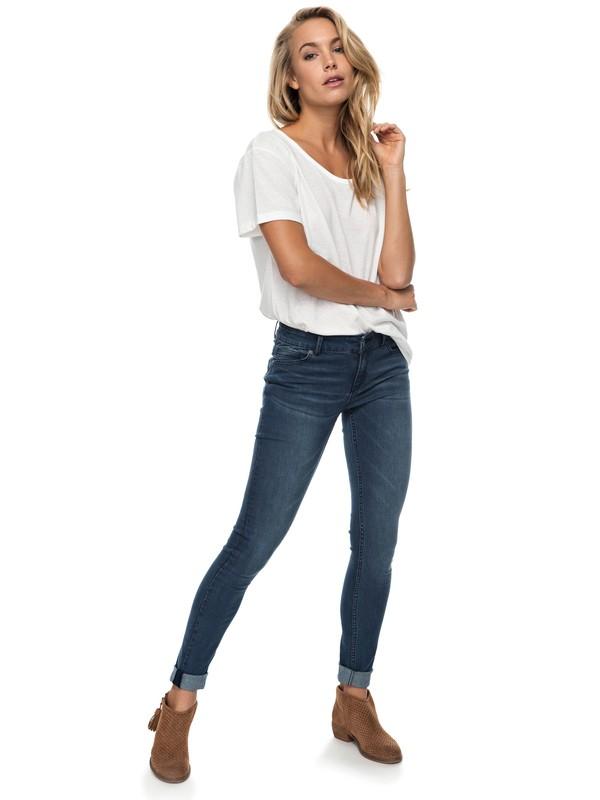 0 Suntrippers C Skinny Fit Jeans  ERJDP03163 Roxy