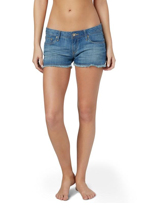 0 Lovin Med Blue Shorts  ERJDS00004 Roxy