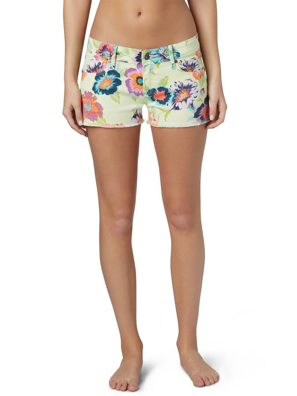 0 Lovin Print Shorts  ERJDS00039 Roxy