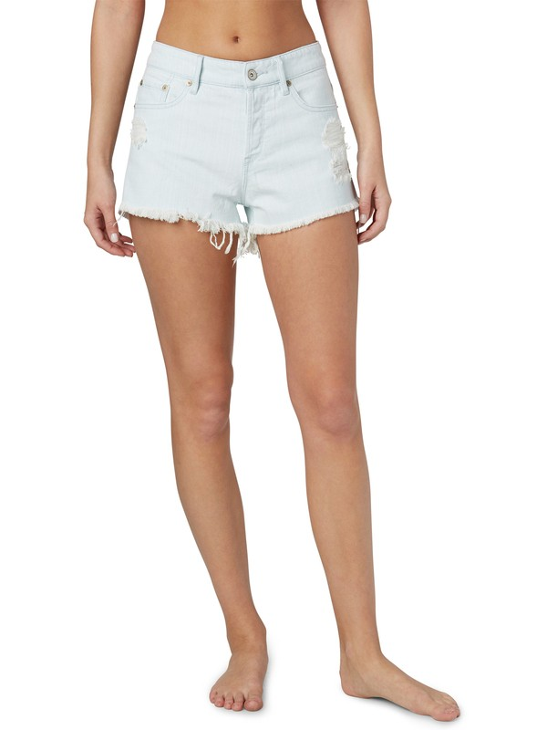 0 Smeaton New Bleach Shorts  ERJDS00041 Roxy