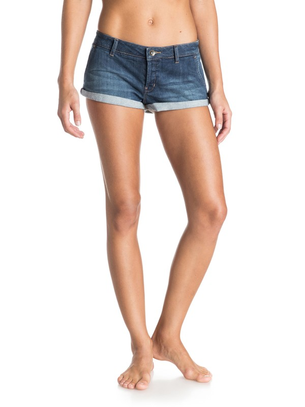 0 Haul Away Denim Shorts  ERJDS03056 Roxy