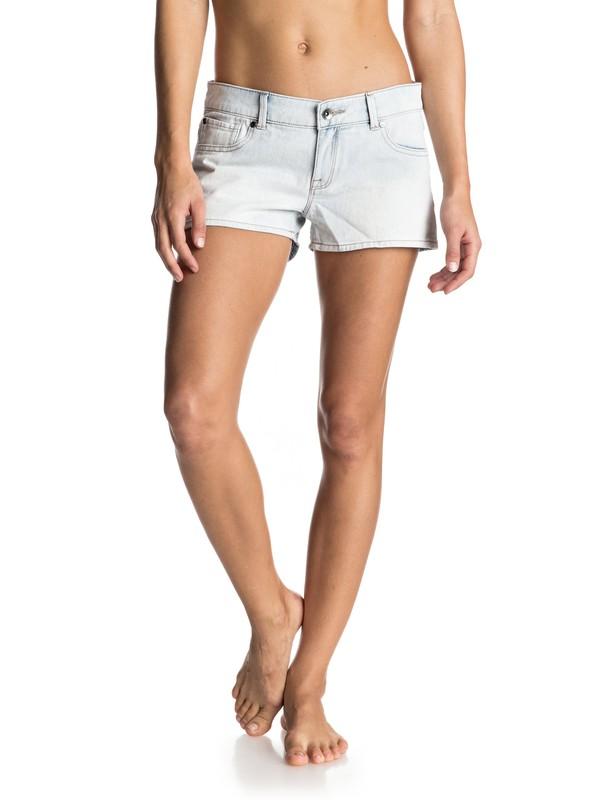 0 Andalousia - Denim Shorts  ERJDS03136 Roxy