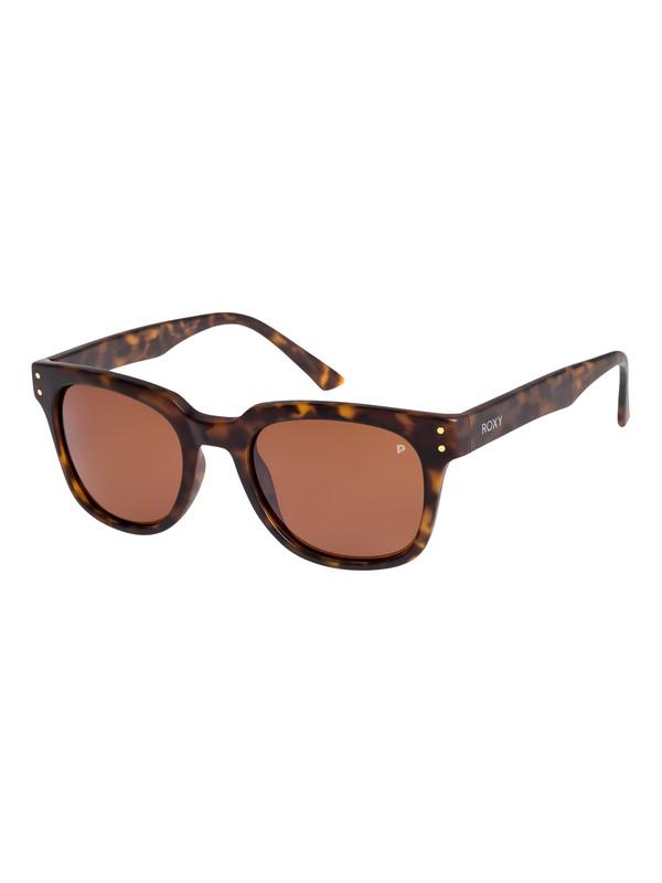 0 Rita Polarised  Sunglasses Brown ERJEY03043 Roxy
