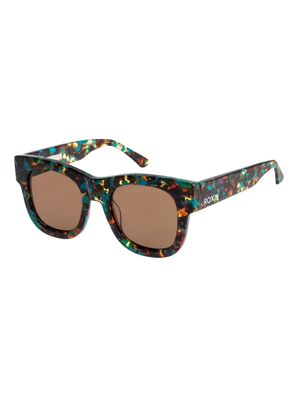 0 Hadley Sunglasses Blue ERJEY03061 Roxy