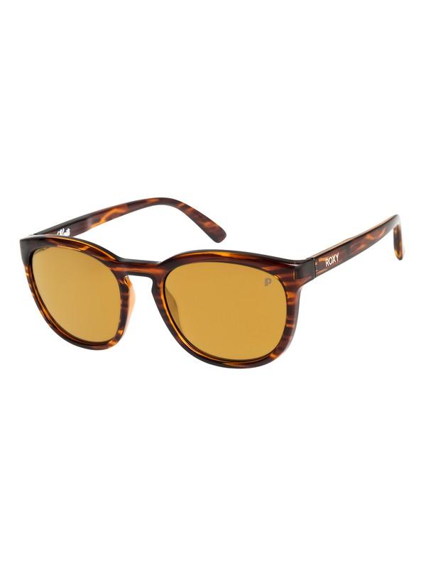 0 Kaili Polarized Sunglasses Brown ERJEY03077 Roxy
